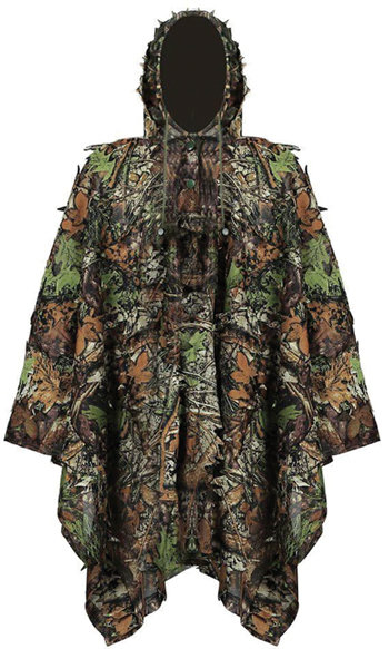 Costume ghillie de camouflage
